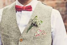 Grooms Buttonholes / Make your groom feel special with a stunning and creative buttonhole