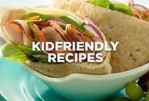 Kid-Friendly Recipes / so delicious, we know you will love them / by Jennie-O®