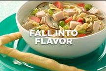 Fall into Flavor / Take a trip to your local farmer's market and indulge in some Jennie-O® Fall recipes using seasonal fruits and vegetables! Recipes with apples, beets, broccoli, cabbage, chestnuts, cranberries, squash and more!  / by Jennie-O®