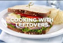 Cooking with Leftovers / one turkey - many tastes / by Jennie-O®