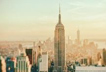 New York is where home is / by Heather Leffler