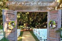 Outdoor Weddings / Outdoor Wedding Ideas