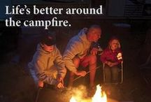 Iowa Camping / Explore and experience Iowa's great outdoors through camping, whether it's in a tent, camper or RV. Check out these great destinations, plus lots of tips and tricks. / by Iowa Dept of Natural Resources