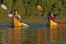 Iowa Paddling / Tips, tricks and places to go in Iowa with your canoe, kayak or stand-up paddleboard. / by Iowa Dept of Natural Resources