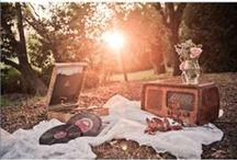Vintage Music Wedding Décor Ideas / Vintage Music Wedding Décor Ideas