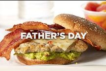 Father's Day Recipes / it's easy to impress dad with these delicious recipes / by Jennie-O®