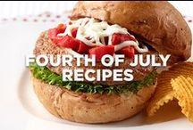 Fourth of July Recipes / recipe inspiration for your Fourth of July celebration / by Jennie-O®