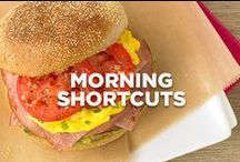 Morning Shortcuts / easy morning recipes to get you out the door in record time / by Jennie-O®