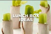 Lunchbox Ideas / ideas for easy lunches that you and your little ones will love / by Jennie-O®