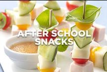 After School Snacks / simple recipes for after school munchies / by Jennie-O®