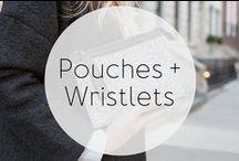 Pouches + Wristlets