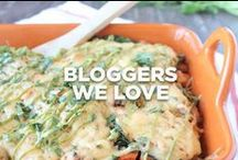 Bloggers We Love / These bloggers know how to make a simple, delicious meal. #JennieO  / by Jennie-O®