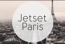 Jetset | Paris / Our Winter 2015 collection is inspired by Paris and all of its magical and diverse arrondissements.