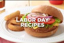 Labor Day Menu / say goodbye to summer and hello to fall with these delicious recipes / by Jennie-O®
