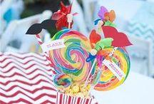 Carnival Themed Wedding Ideas / Carnival Themed Wedding Ideas