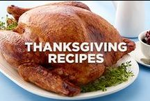 Thanksgiving Recipes / All the recipes you need for your #HolidayTable. / by Jennie-O®