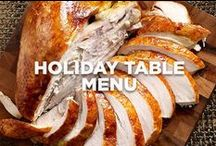 Your Holiday Table / Simple, delicious recipes for your #HolidayTable. / by Jennie-O®