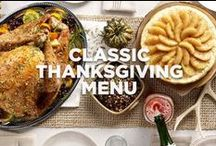 Classic Thanksgiving Menu / Your go-to menu for a traditional feast. / by Jennie-O®