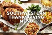 Southwestern Thanksgiving Menu / A little heat. A lot of flavor. This menu brings a bit of Southwestern flair to your holiday table. / by Jennie-O®