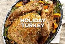 Holiday Turkey / An assortment of flavorful turkey recipes for your #HolidayTable  / by Jennie-O®
