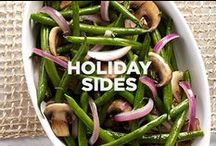 Holiday Sides / Simple, delicious sides for your #HolidayTable / by Jennie-O®