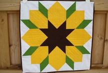 barn quilts / by Erin Holtkamp