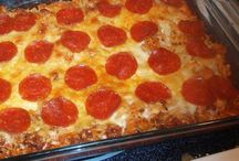 Pizza Pizza / by Heather Leffler