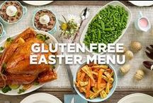 Gluten Free Easter Menu / Nobody will miss the gluten in this savory, gluten-free dinner menu.