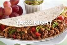 Top Taco Night Recipes / for festive weeknights / by Jennie-O®