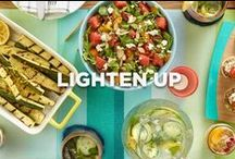 Lighten Up Grilling Menu / Lighten Up Grilling Menu | This light, refreshing menu will hit the spot on hot summer days. / by Jennie-O®