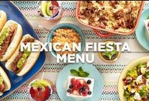 Mexican Fiesta Grilling Menu / Mexican Fiesta Menu | We channeled flavors from south of the border in this inspired grilling menu. / by Jennie-O®