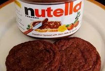 Nutella! / by Heather Leffler