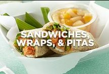Delicious Sandwiches, Wraps & Pita Recipes / by Jennie-O®