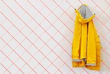 Trend | Citrus Brights / A round-up of the citrus bright trend selected from QuickStep PR's clients.