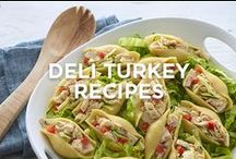 Deli Turkey Recipes / by Jennie-O®