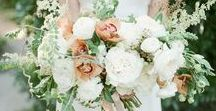 Simple, Romantic Garden Wedding Inspiration / Simple, Romantic Garden Wedding Inspiration