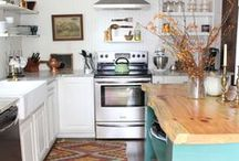 Kitchen Musings / by Megan Hall