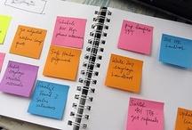 Organize,  journal, good to know / to get my life organized