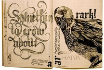 Art /caligraphy, monogram, text, handwrite