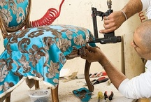 How to upholstery and repair furnitures