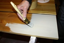 """How to ; Furniture """"painting"""" repairing cleaning"""