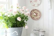 kitchens / by Flowers on my Table
