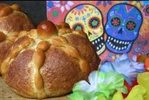Bread from around the World / Interesting bread recipes from all around the world.