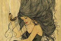 Illustrazioni / by Catalina Yávar