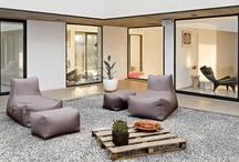 Summer, terrace, balkon, garden