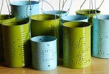 Glass Projects & Birdhouses & Lanterns