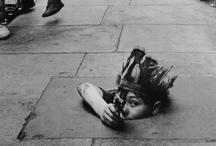 """Bambini / """"Seuls les artistes et les enfants voient la vie telle qu'elle est""""  Hugo von Hofmannsthal / by Catalina Yávar"""
