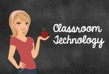 Classroom Technology / A board for ways to integrate technology into the classroom.