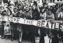 The Beatles / by Catalina Yávar