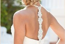 wedding dress / by Meredith Yokely